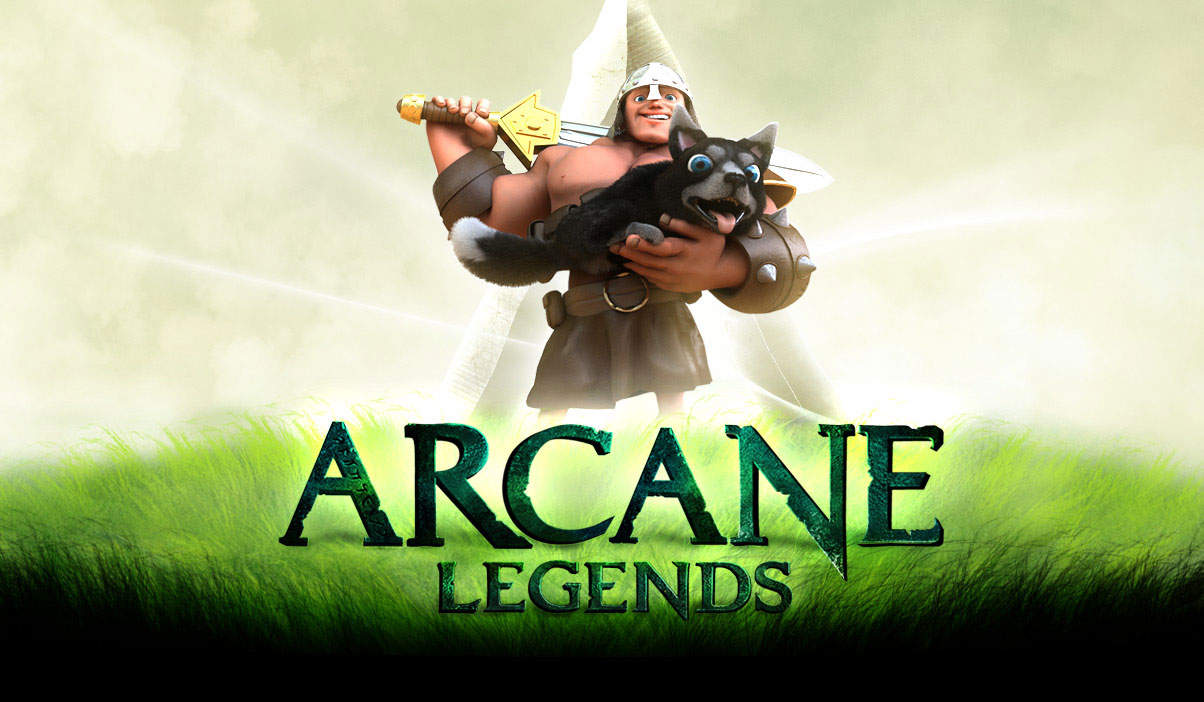 Arcane Legends Android Top 10 MMO